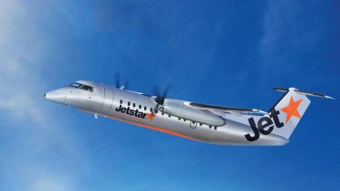 Jetstar will launch its first two New Zealand regional routes using turboprop planes in December.