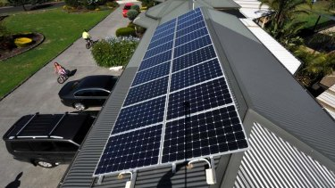 In demand: The growth in the use of solar power has been beyond most expectations.