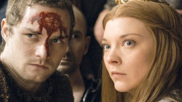 Margaery Tyrell's Natalie Dormer couldn't even deny the strength of her character's death in the Game of Thrones finale.