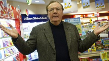 Benefactor: Best-selling author James Patterson announces grants to Australian and New Zealand booksellers.