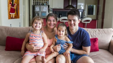 Stefani Zamora and Travis Kelly already have saving plans in place for Dakotah, 3, and Gabrielle, 1.
