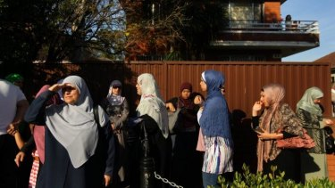 Apprehension: Muslim Australians feel unfairly targeted, a report has found.