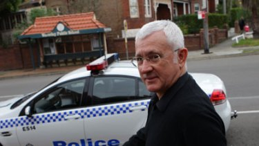 Charged ... Mr Medich allegedly offered $250,000 for the murder of his former associate Michael McGurk.