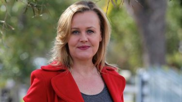 Founder of the Stillbirth Foundation of Australia: Emma McLeod.