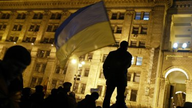 The Russians view US involvement in Ukraine as a threat.