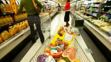 Food prices are going up, with worse to come.