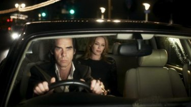 Kylie Minogue was last seen in <i>20,000 Days on Earth</i> with Nick Cave.