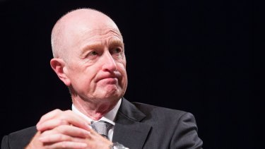 Reserve Bank governor Glenn Stevens says that more financial risk-taking is needed to ensure a comfortable retirement.