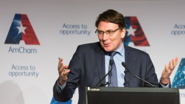 After six years in the job David Thodey has announced he is stepping down as Telstra's chief executive.