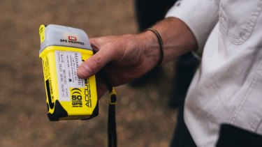 Personal locator beacon's (PLB) can be rented from Namadgi visitors centre for $10 per day.