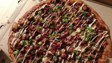Greenwood pizza serves up pizzas since more than 20 years.