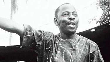 Ken Saro-Wiwa ... hanged 15 years ago this week.
