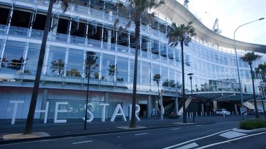 High stakes: The Star Casino in Pyrmont.