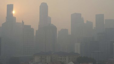 """Don't take a deep breath: European epidemiologists claim to have discovered """"an unmistakeable link between lung cancer and air pollution."""""""