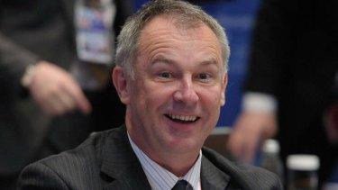 New head of the Environment Department Gordon de Brouwer.