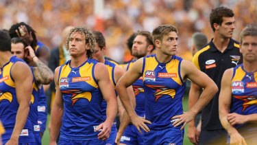 The Eagles weren't the only ones to lose after last year's grand final loss.