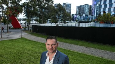 Salta Properties managing director Sam Tarascio says more Melburnians want to rent for longer