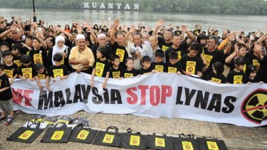 Regulatory headwinds have eased for Lynas in Malaysia but protesters vow to fight on.