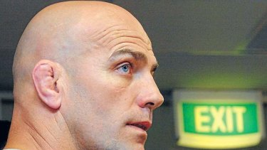 Exit strategy... John Mitchell has built moderate success in team and culture while at the Force.