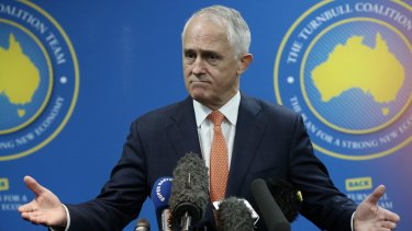 Malcolm Turnbull  is vowing to improve the myGov system.