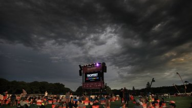 The world's largest short-film festival, Tropfest, is suddenly surrounded by very dark clouds.