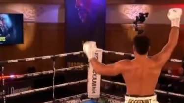 Knockout machine Daniel Dubois has fallen to defeat against Joe Joyce in their heavyweight boxing clash.