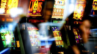 Australia has the seventh-highest total number of gaming machines in the world.