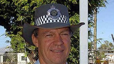 Missing .... Senior Sergeant Mick Isles.