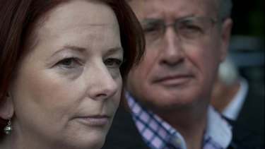 """""""The Marriage Act is a federal law and we do have a bill before the federal Parliament dealing with same-sex marriage"""" ... Prime Minister Julia Gillard."""