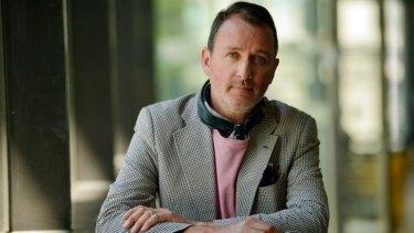 Aggrieved: Author Paul Gorman.