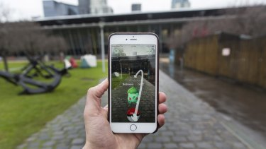 Pokemon GO has become the most popular mobile game almost literally overnight.