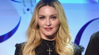Madonna at the Tidal launch in March.