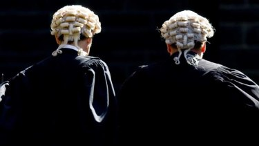 Frustrations ... the NSW legal system has some stern critics.