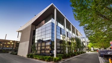 Building 8 is believed to have sold on a yield close to 5 per cent.