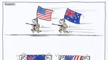 Cartoon by Ron Tandberg