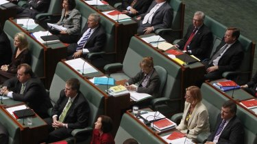 Craig Thomson's vacant seat in the lower house.