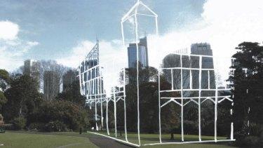 A very rough sketch of a Very Big Idea: Jonathan Jones' Garden Palace, <i>Barrangal dyara</i> (Skin and bones).