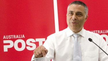 """Australia Post chief executive Ahmed Fahour: """"People really don't understand the magnitude of the losses - our letter losses will blow out to a billion dollars without reform."""""""