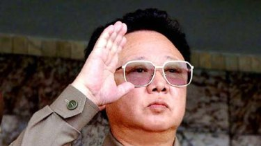 Leader of North Korea ... Kim Jong-Il