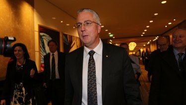 ABC managing director Mark Scott has given a passionate defence of the ABC.