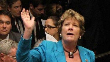 """""""I reserve the right to provide the benefit of surgery in the private sector"""" ... Jillian Skinner."""