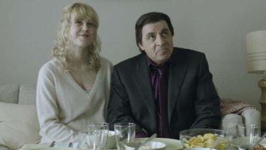 Steven Van Zandt (right) does a wonderful job in <i>Lilyhammer</i>.