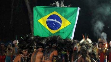 The Green Games ... part of the UN Rio+20 environmental summit.