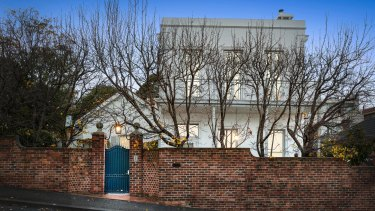 The vendor of the four-bedroom mansion at 23 Airlie Street, South Yarra, has dropped the asking price from $8.25 million to $6.5 million.