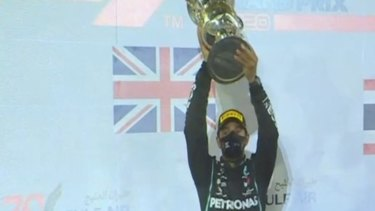 F1 world champion Lewis Hamilton has tested positive for COVID-19 and will likely miss the rest of the season.