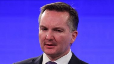 """Shadow treasurer Chris Bowen: """"The government's going to need to do a whole lot better than they did in the May budget."""""""