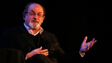Salman Rushdie pans other authors on Goodreads, forgets to