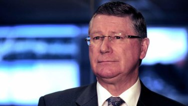 """Denis Napthine: """"Neither I, nor my government, have any intention of introducing legislation that would reduce a women's right to choose""""."""