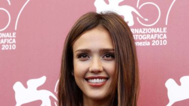 Jessica Alba, Co-founder of The Honest Company.