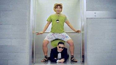 The original Gangnam Style